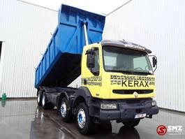 kipper vrachtwagen > 7.5 t Renault Kerax 420 DCI 2006
