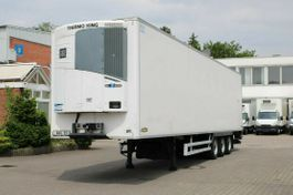 koel-vries oplegger Chereau TK SLX 400/LBW/FRC/DS/SAF/2,8h/Tür/Alu-Boden 2009