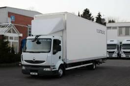 bakwagen vrachtwagen Renault Midlum 220 DXi Koffer/LBW/Klima/3,2h 2013