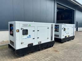 generator Himoinsa HRFW 60 Iveco Mecc Alte Spa 60 kVA Supersilent generatorset 2014