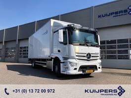 bakwagen vrachtwagen Mercedes-Benz 2124 / Box / Loadlift / 289dkm!! 2017