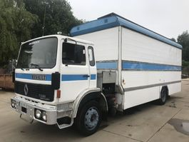 bakwagen vrachtwagen Renault **6CYL-CAMION FRANCAIS** 1987