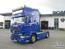 standaard trekker Scania R490 GPS Retarder / Leasing 2017