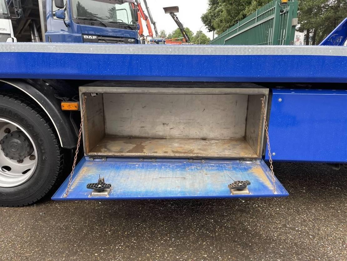 autotransporter vrachtwagen Volvo FL 240 6 PLATZE - RECOVERY TRUCK / ABSCHLEPPER / DEPANNEUSE - SLIDING PLATFORM / SCHIEBE-PLATEAU - REMOTE CONTROL / FUNK - WINCH / WINDE / TREUILLE 2012