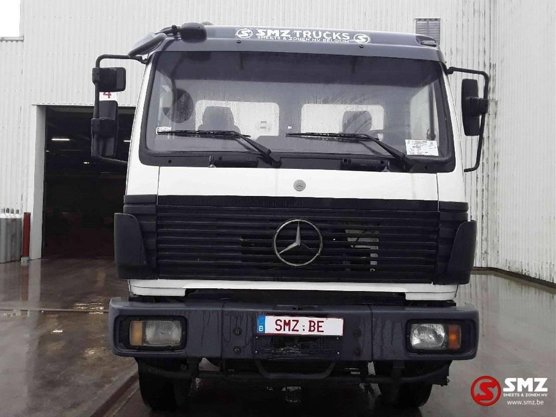 chassis cabine vrachtwagen Mercedes-Benz 1827 manual lames 1995