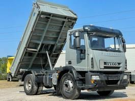 kipper vrachtwagen > 7.5 t Iveco 160E 25 Kipper, Meiller, AHK 2013