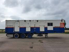 kantoor woonunit container Pacton Generator 42 KVA 2013