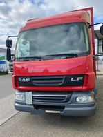 bakwagen vrachtwagen DAF LF 55 55LF220 2009