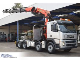 standaard trekker Volvo FM 12 64515 km! Palfinger PK 72002, Manuel, Truckcenter Apeldoorn 2004