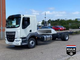 chassis cabine vrachtwagen DAF LF 290 FA 16t / 6 Cil / AS Tronic 12 CHASSIS / 535SLEEPER CAB 2021