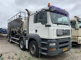 kolkenzuiger vrachtwagen MAN TGA 41.400 8x4 BB 2007
