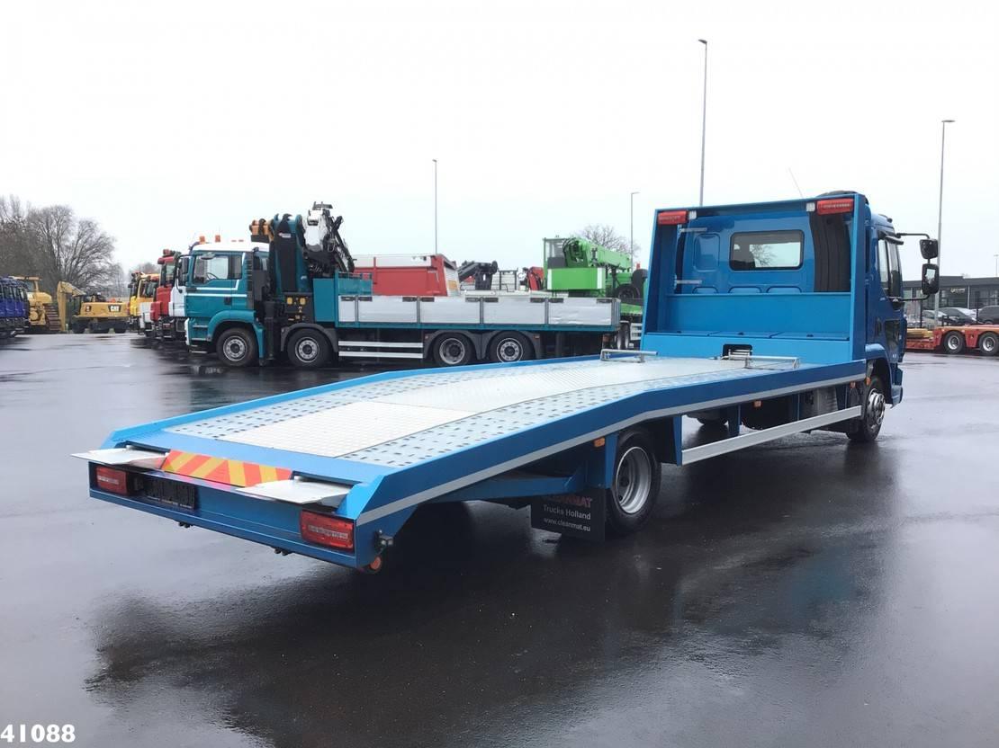 autotransporter vrachtwagen DAF LF 210 Autotransporter Just 14.296 km! 2019