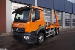 containersysteem vrachtwagen Mercedes-Benz 2540 2020