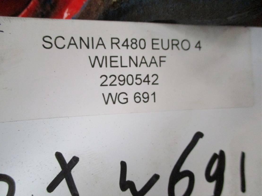 Naaf vrachtwagen onderdeel Scania 2290542 WIELNAAF EURO 4
