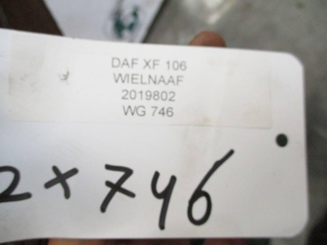 Naaf vrachtwagen onderdeel DAF 2019802 WIELNAAF EURO 6