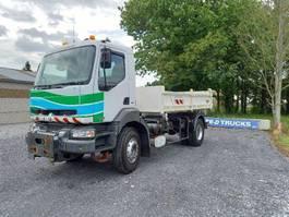 kipper vrachtwagen > 7.5 t Renault Kerax 260 270 -TRI BENNE- very good condition 2002
