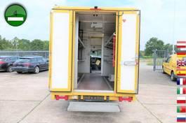 gesloten bestelwagen Iveco 35 S11 AUTOMATIK KAMERA Regale LUFT 2010