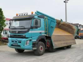 kipper vrachtwagen > 7.5 t Volvo FMX 460 8x4 4-Achs Kipper Meiller Bordmatik 2016