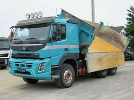 kipper vrachtwagen > 7.5 t Volvo FMX 500 6x4 3-Achs Kipper Bordmatik, Euro 6 2018