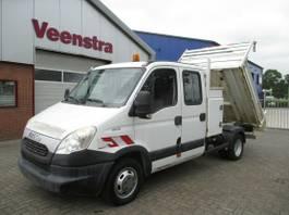 kipper bedrijfswagen Iveco 35C13 Kipper Kran Netto €12950,= 2012