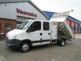 kipper bedrijfswagen Iveco 35C15 3.0HPI Kipper Kran Netto €13450,= 2013