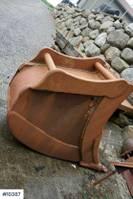 uitrusting overig Klepp Mek trench bucket. 1.050 liters. 90 coupling