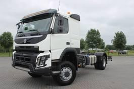 kipper vrachtwagen > 7.5 t Volvo FMX 460 4X4 CHASSIS *NEW* EURO 6 PTO 2020 2020