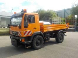 kipper vrachtwagen > 7.5 t MAN L2000 10.220 KIPPER 4x4 10.220 12.220 1996