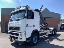 containersysteem vrachtwagen Volvo FH440 6x2 - Multilift Hookarm - Retarder - Holland truck - 5433 2007