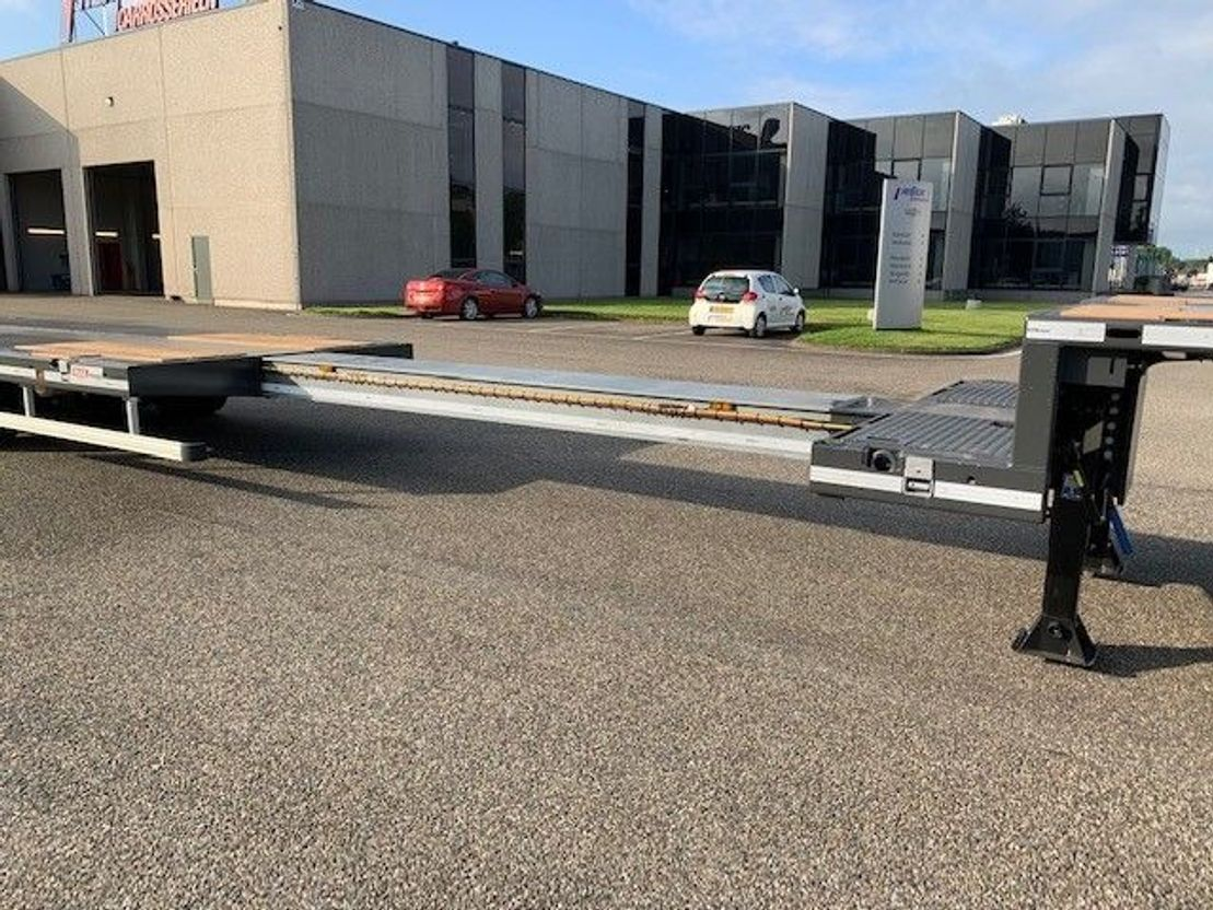 semi dieplader oplegger Faymonville MAXtrailer MAX100-N-4AX-9.30 2021