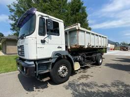 containersysteem vrachtwagen MAN FE310 2001