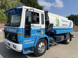 tankwagen vrachtwagen Volvo FL 6 **6CYL-10.000LTR TANK-FULL STEEL** 1997