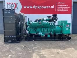 generator Cummins KTA50-G8 - 1.675 kVA Generator - DPX-18765 2021