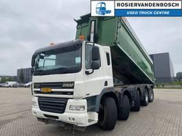 kipper vrachtwagen > 7.5 t Ginaf X 5250 TS 10X4 ACHTEROVERKIPPER 2012