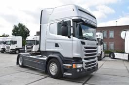 standaard trekker Scania R490 TL 4x2 - RETARDER - EURO 6 - 618 TKM - PTO - GOOD CONDITION - 2015