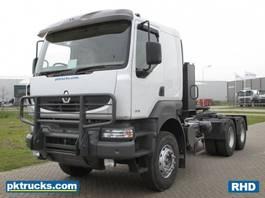 standaard trekker Renault 380.34 T HD 6x4 Tractor Head RHD 2012