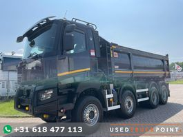 kipper vrachtwagen > 7.5 t Renault K480 / 8X4 / Kipper / Full Steel / Big Axel / Euro 6 / TUV: 2-2022 / Ger... 2015
