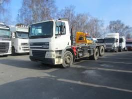 containersysteem vrachtwagen DAF CF 85 2006