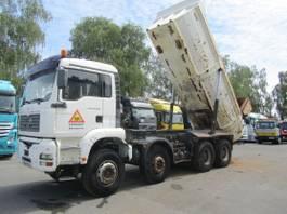 kipper vrachtwagen > 7.5 t MAN 35.410 2004