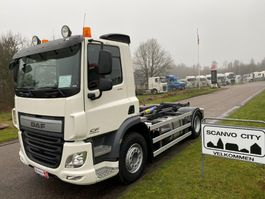 containersysteem vrachtwagen DAF CF330 FA 2016