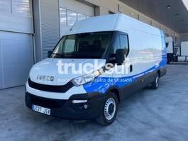 bakwagen vrachtwagen Iveco DAILY 35S15 16M3 2015