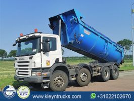 kipper vrachtwagen > 7.5 t Scania P380 2008