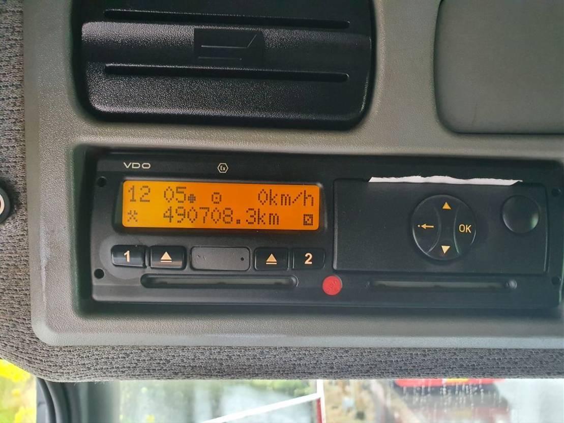 autotransporter vrachtwagen Mercedes-Benz Atego 818 Oprijwagen 2013