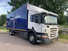 bakwagen vrachtwagen Scania P230 BAKWAGEN 2010