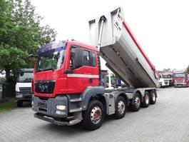 kipper vrachtwagen > 7.5 t MAN TGS 41 10X4 2010