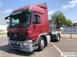 standaard trekker Mercedes-Benz Actros 1841 Steel/Air - F04 cab - Retarder - Airco 2009