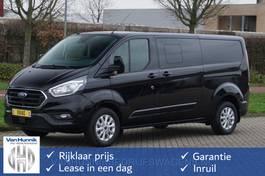 gesloten bestelwagen Ford 300L 170PK DC Limited Aut Leder Navi Camera Adap. Cruise Xenon Blis!! NR... 2021