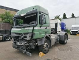 standaard trekker Mercedes-Benz Actros 1841 MP3 4x2, Euro5, Klima, Unfall 2012