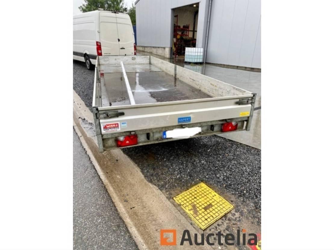 autotransporter vrachtwagen Hapert 2014