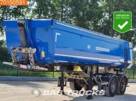 kipper oplegger Schmitz Cargobull SKI18 2 axles Kipper 26m3 SAF 2017